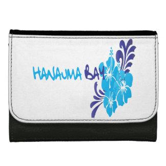 Hanauma湾のハワイのハイビスカスによっては財布が開花します