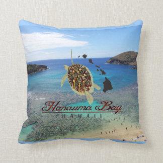 Hanauma湾のハワイの枕 クッション