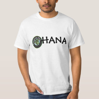 Hanauma湾のOhanaのTシャツ Tシャツ