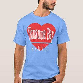 Hanauma湾アロハハワイ Tシャツ