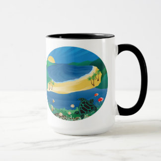 Hanauma湾ハワイ マグカップ