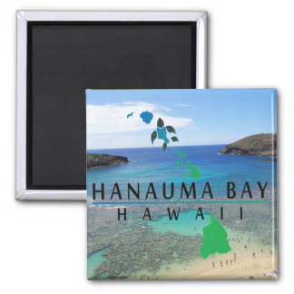 Hanauma湾ハワイ 磁石
