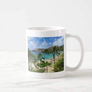 Hanauma湾ハワイ- 2014休暇 コーヒーマグカップ