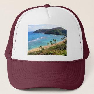 Hanauma湾、ホノルル、オアフ、ハワイの眺め キャップ