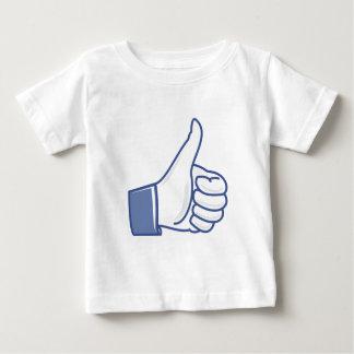 Hand1.ai ベビーTシャツ