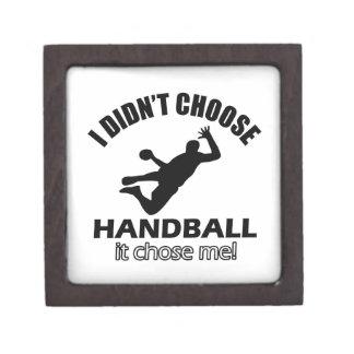HANDBALのデザイン ギフトボックス
