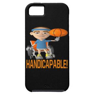 Handicapable iPhone SE/5/5s ケース
