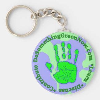 Handprint Keychain キーホルダー