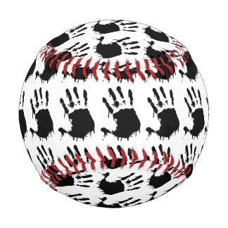 Handprintsの黒い野球 ベースボール