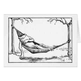 Hangin カード