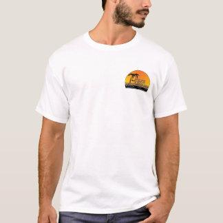 HANGLOOSEはハワイTをハンモックに入れてつるします Tシャツ