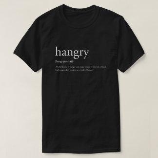 Hangry Tシャツ