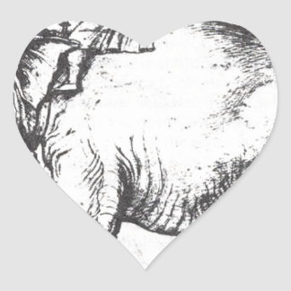 、HannoレオX Elephant Raphaelによる法皇 ハートシール
