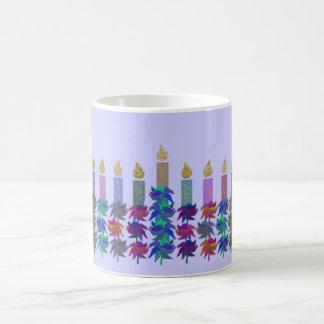 Hannukahのマグの奇跡 コーヒーマグカップ