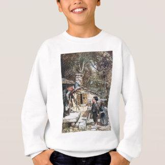 Hansel及びGrethelの大会魔法使い スウェットシャツ