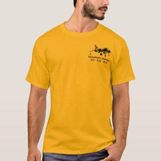 Hansmannのハリアー2 Tシャツ