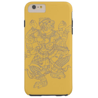 """Hanuman電話箱"" Tough iPhone 6 Plus ケース"