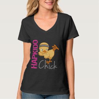 Hapkidoのひよこ Tシャツ