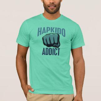 HAPKIDOの常習者1.1 Tシャツ