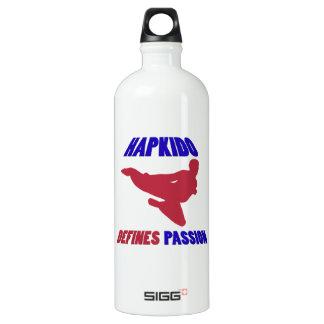 Hapkidoの情熱 ウォーターボトル