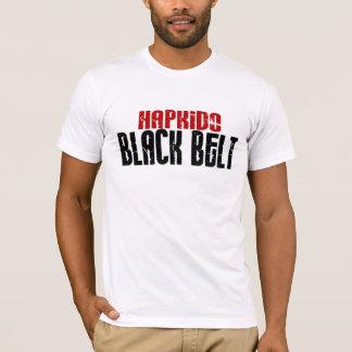 HAPKIDOの黒帯3.1 Tシャツ