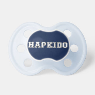 Hapkido おしゃぶり