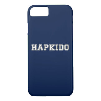 Hapkido iPhone 8/7ケース
