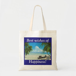 Happiness トートバッグ