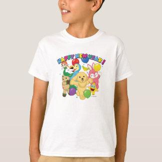 Happpyの新年2 Tシャツ