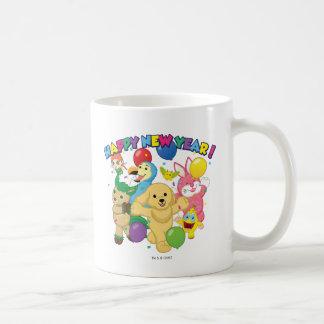 Happpyの新年 コーヒーマグカップ
