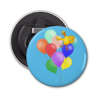 happyのJuul Company著ダッキーの気球の飛行 栓抜き