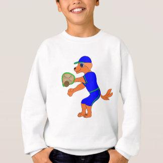 happyのJuul Company著幸せな野球 スウェットシャツ