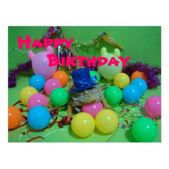Happy Birthday !! ポストカード