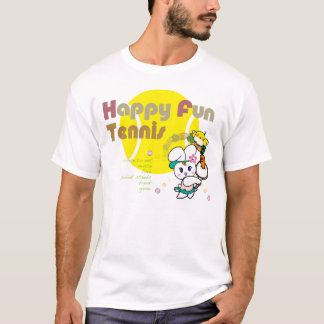 HAPPY FUN Usagi T Tシャツ