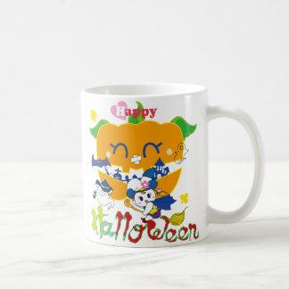 Happy Halloween コーヒーマグカップ