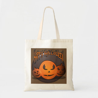 Happy Halloween トートバッグ
