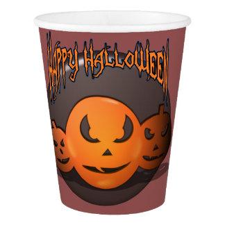 Happy Halloween 紙コップ