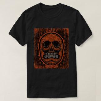 Happy Halloween Skull Tシャツ