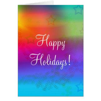 Happy Holidays! カード