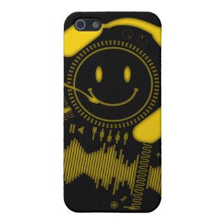 Happy_Music iPhone 5 カバー