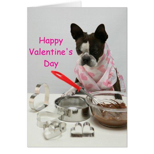 Happy Valentine's Day カード