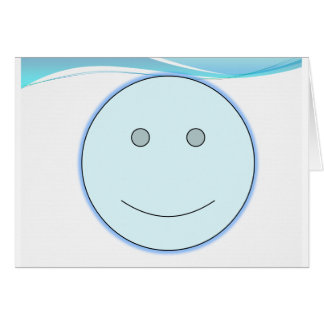 happyface2 グリーティングカード