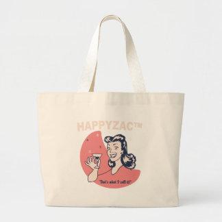 Happyzac™ ラージトートバッグ