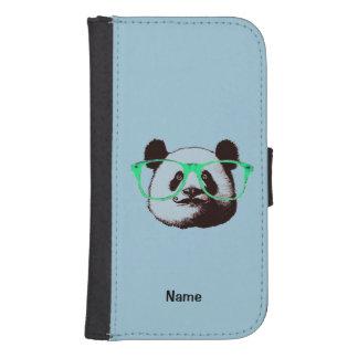Harajukuのパンダのファッションのかわいいパンダ ウォレットケース