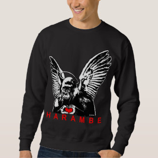 Harambe スウェットシャツ