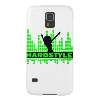 Hardstyleのダンサーのテンポのデザイン Galaxy S5 ケース