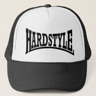 Hardstyleのロゴ キャップ