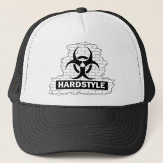 Hardstyleの壁の粉砕のデザイン キャップ
