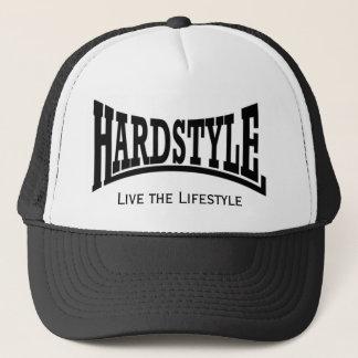 hardstyleは、ライフスタイル住んでいます キャップ