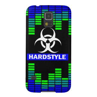 Hardstyleパターン Galaxy S5 ケース